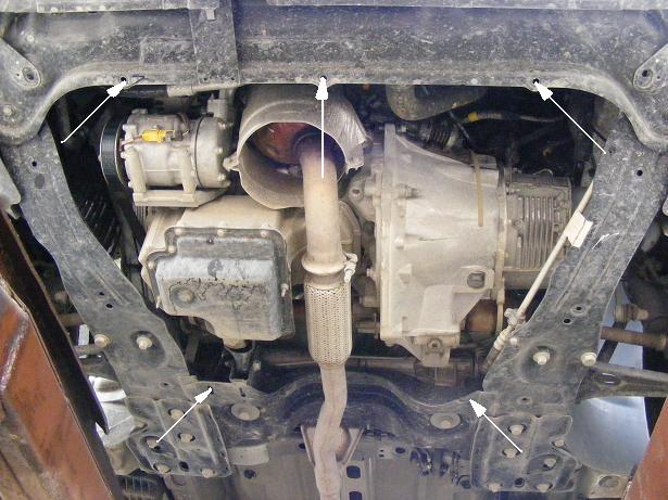 motor fără scut Fiat - Scudo
