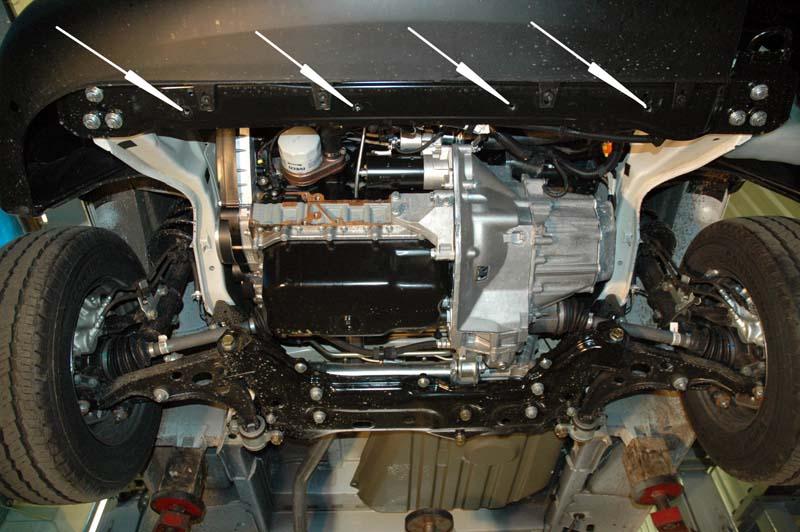 motor fără scut Citroen - Jumper