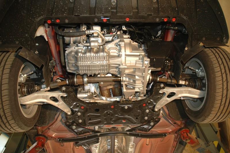 motor fără scut Ford - Focus IV