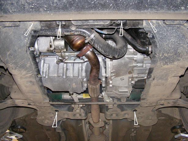 motor fără scut Fiat - bravo II