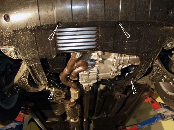 motor fără scut Hyundai - Tucson