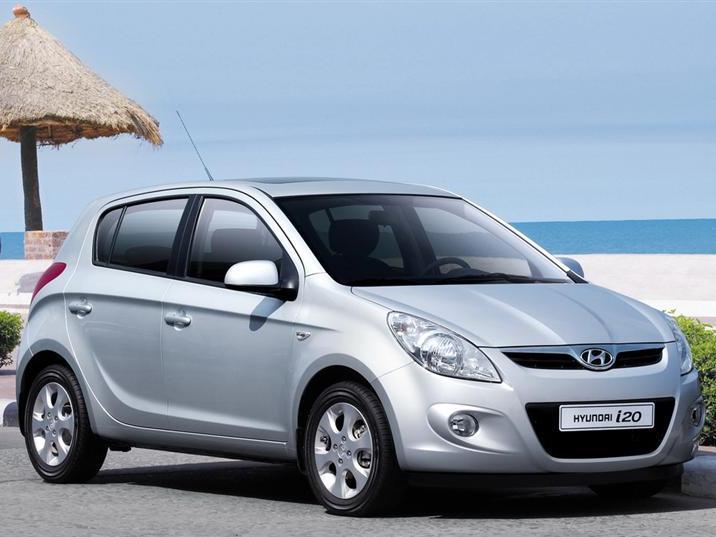 Hyundai - i 20