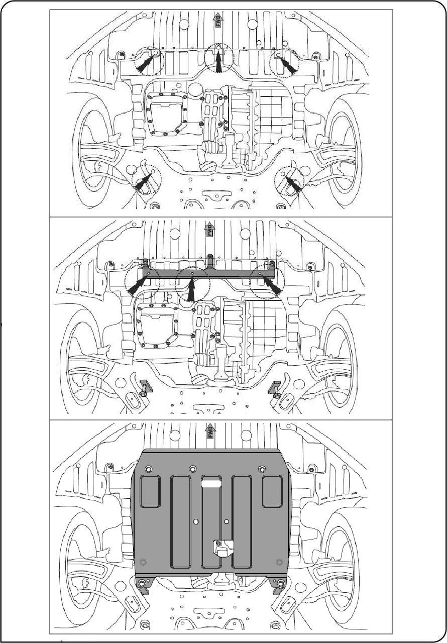 motor fără scut Kia - C eed new