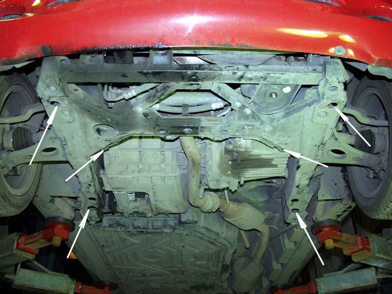 motor fără scut Mercedes - A Classe
