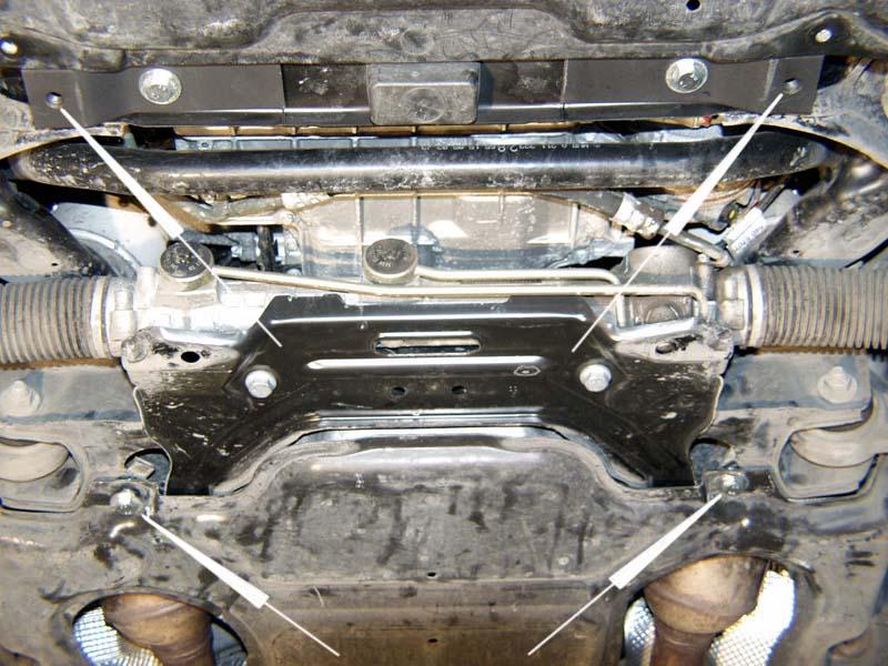 motor fără scut Mercedes - E-classe W 211
