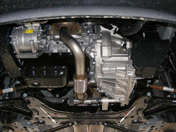 motor fără scut Mazda - Mazda II-new
