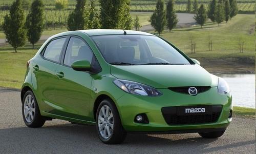 Mazda - Mazda II-new