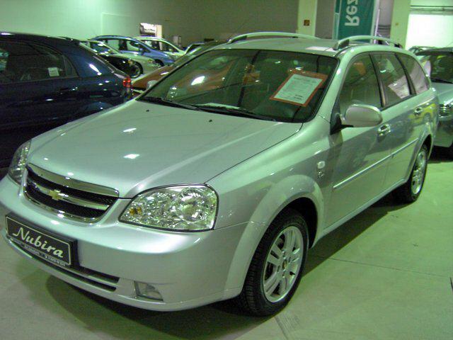 Daewoo - Nubira II