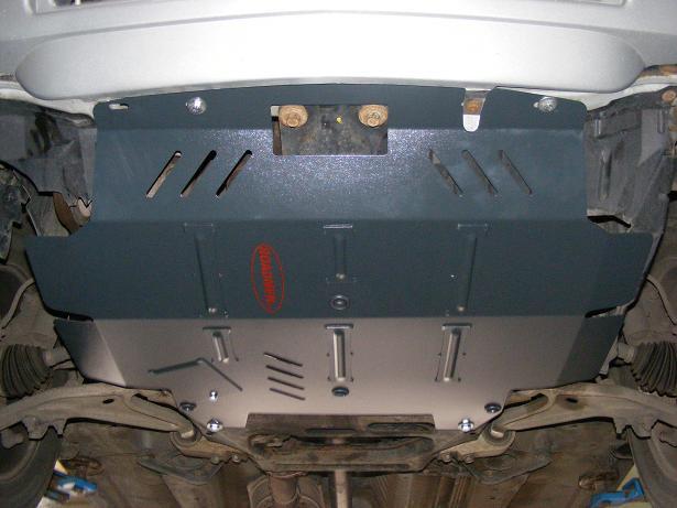motor cu scut Nissan - X-Trail