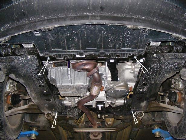 motor fără scut Opel - Insignia