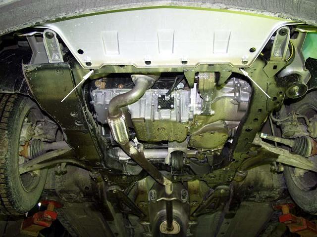 motor fără scut Opel - Vectra C