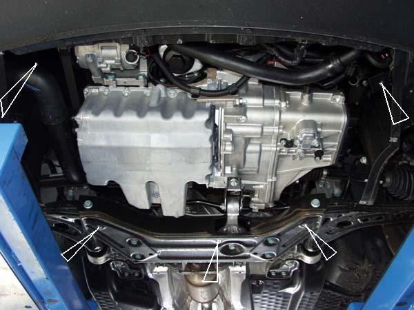 motor fără scut Citroen - Berlingo 2