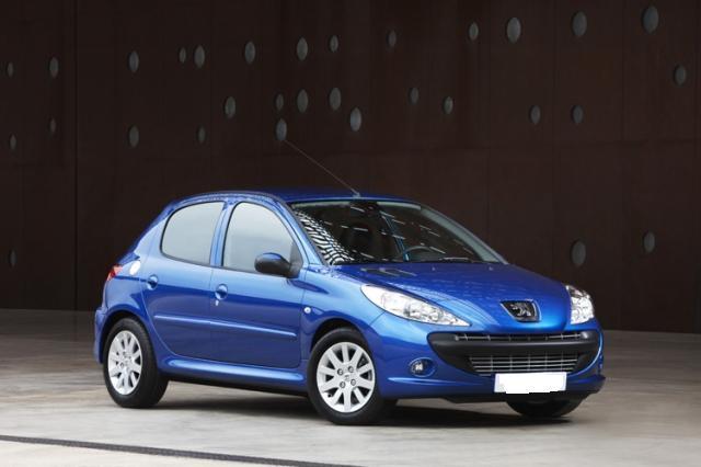 Peugeot - 206 plus