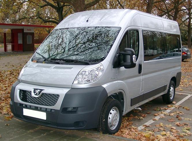 Peugeot - Boxer III