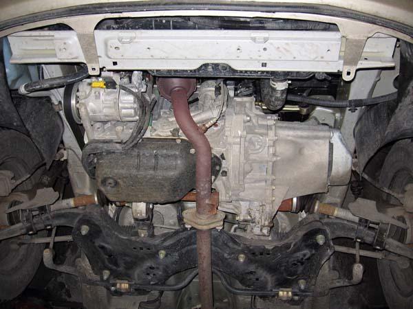motor fără scut Peugeot - 206