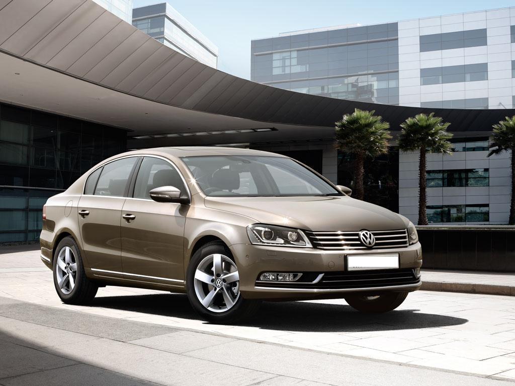 Volkswagen - Passat new