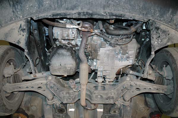 motor fără scut Volkswagen - Polo II