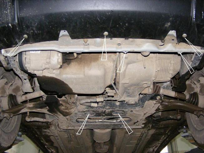 motor fără scut Peugeot - Partner