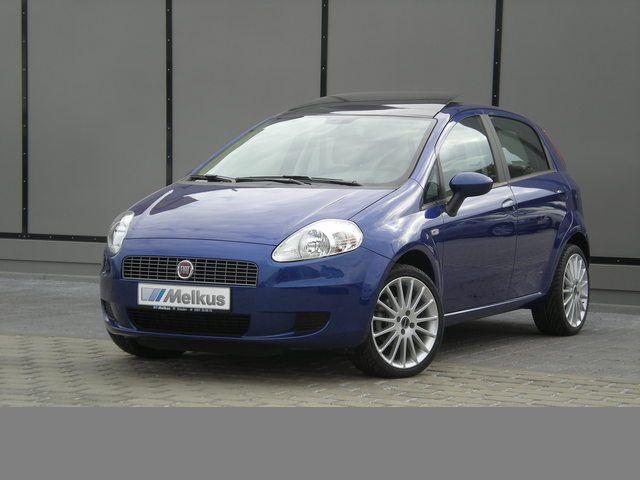 Fiat - Punto II