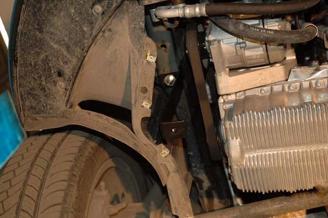 motor fără scut Renault - Clio Simbol