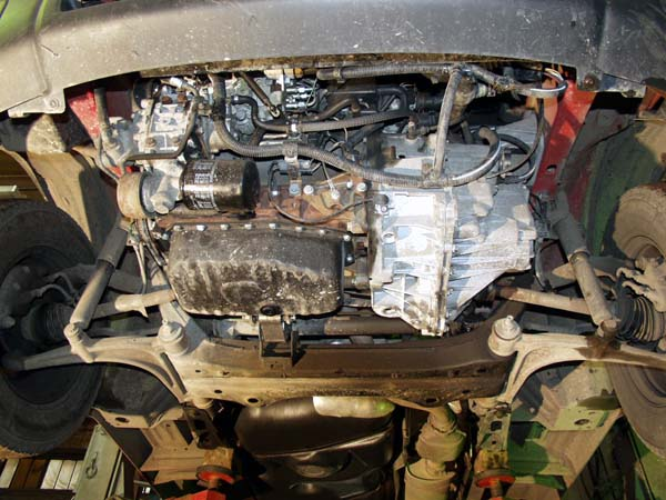 motor fără scut Renault - Master