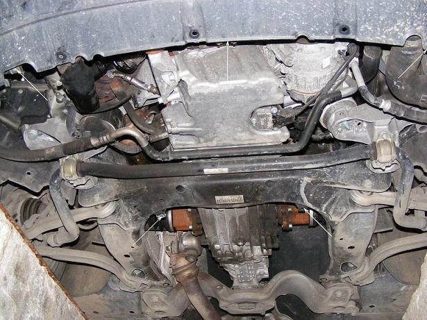 motor fără scut Seat - Exea