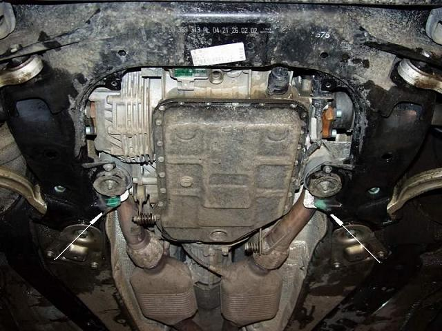 motor fără scut Skoda - Superb/cutie automata