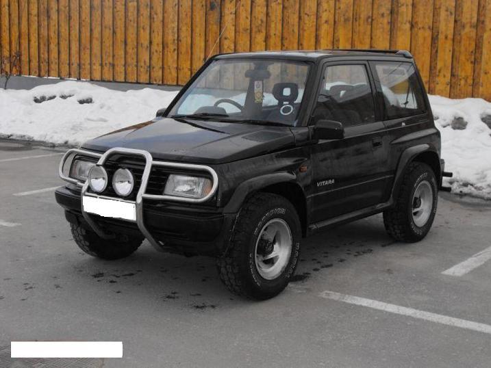 Suzuki - Vitara