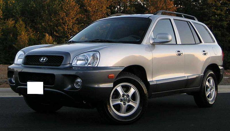 Hyundai - Santa Fe I