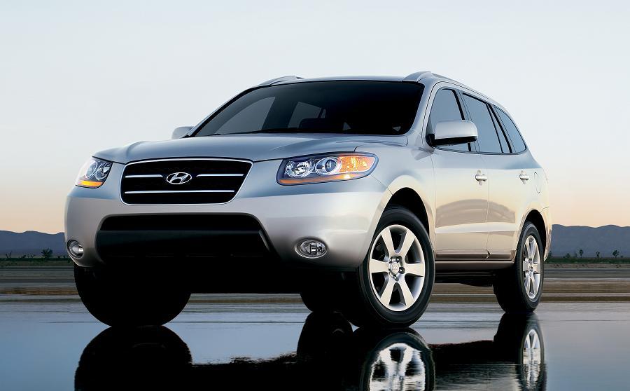 Hyundai - Santa Fe II