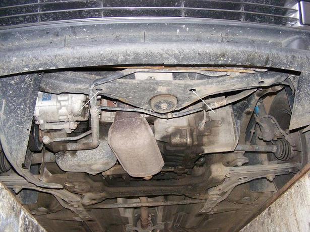 motor fără scut Seat - Ibiza