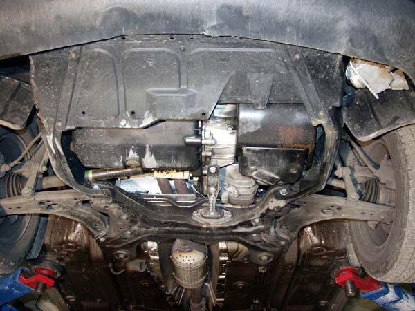 motor fără scut Skoda - Octavia