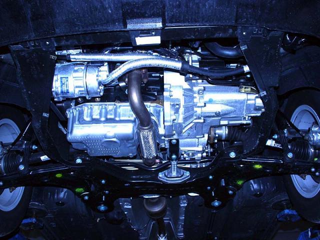 motor fără scut Seat - Leon