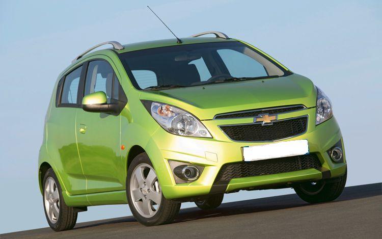Chevrolet - Spark II