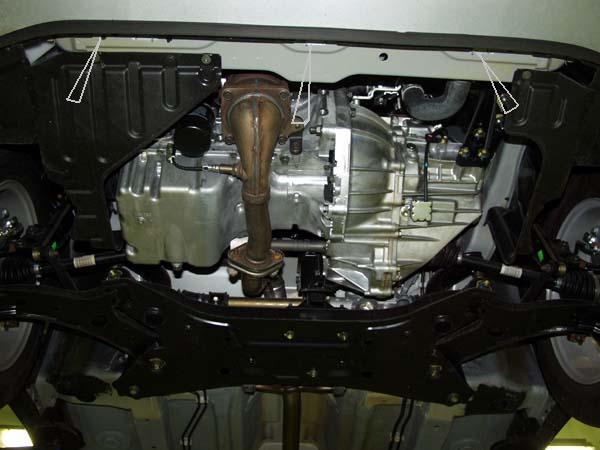 motor fără scut Suzuki - Swift