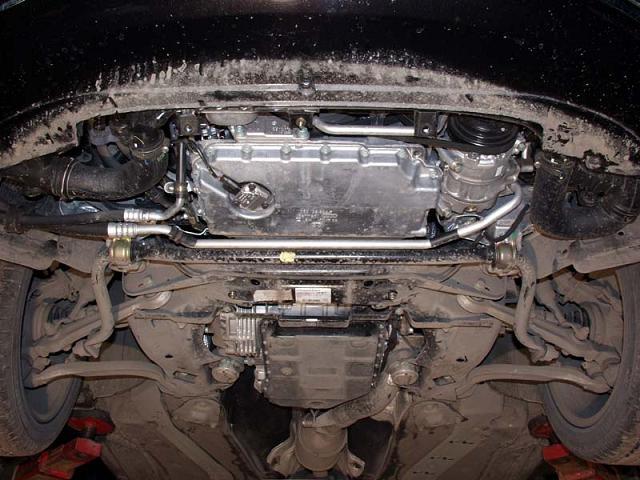 motor fără scut Skoda - Superb