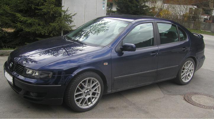 Seat - Toledo II