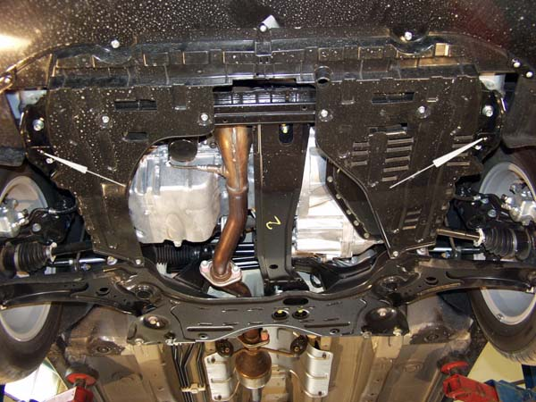 motor fără scut Suzuki - Sx4