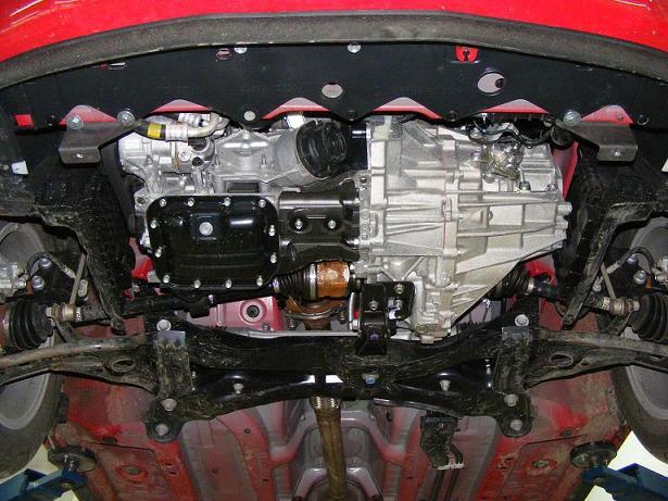 motor fără scut Toyota - Yaris new