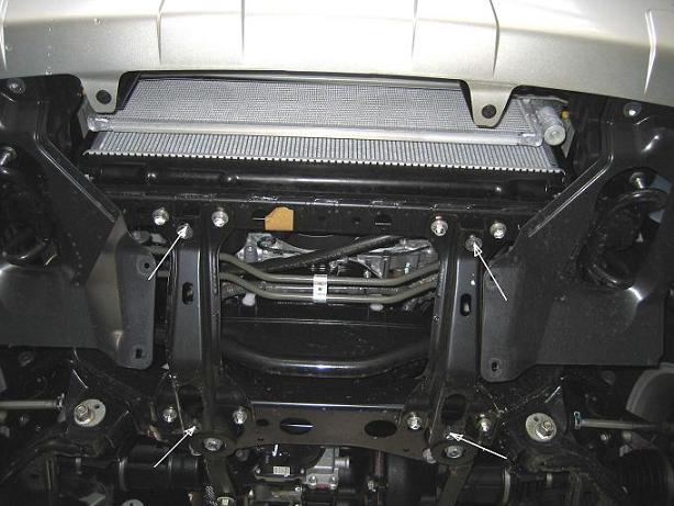 motor fără scut Toyota - Hilux II