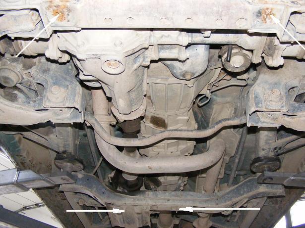 motor fără scut Toyota - Hilux-difi